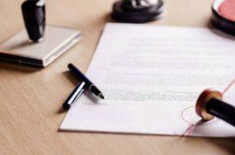 La pubblicazione dei testamenti